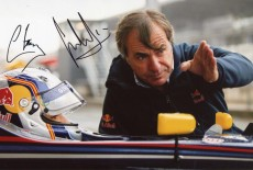 Collecting autographs at Spa-Francorchamps, F1 GP Belgium, 2013