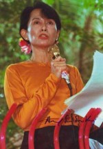 Myanmar 2003  - das Autogramm das Keiner hat – der Brief den Keiner will