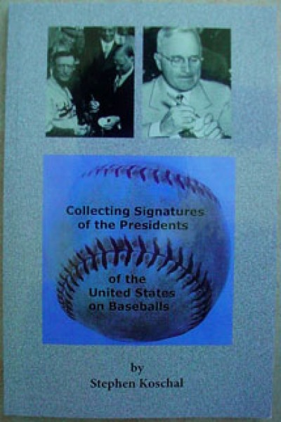 Collecting Signatures of the Presidents of the United States on Baseball