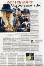 Südkurier: Wenn Lady Gaga die Altersvorsorge rettet