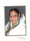 The President of India, Smt. Pratibha Devisingh Patil, sends out pre-prints