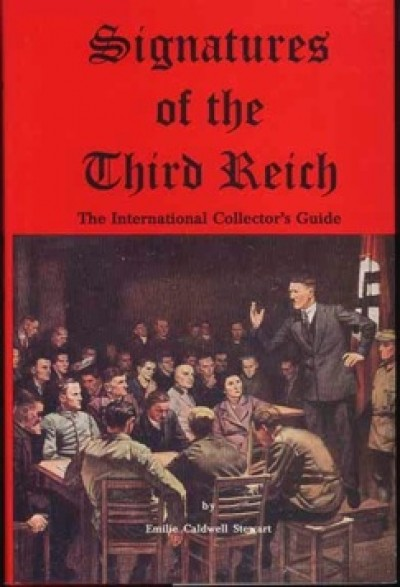 Signatures of the Third Reich