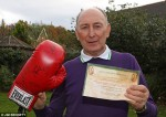 Alan spent £500 on a boxing glove signed by Mike Tyson - then found out he'd been conned by the crooks who prey on sports fans