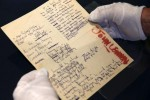 John Lennon manuscripts, drawings sell for $2.9 million at auction