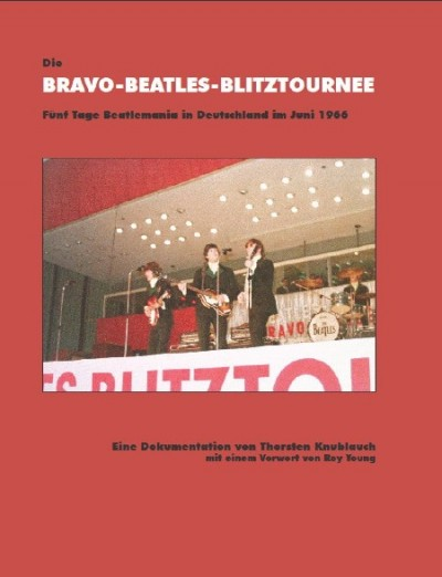 Die Bravo-Beatles-Blitztournee