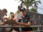Autograph Collecting at Monaco Grand Prix 2011