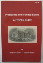 Presidents of the United States - AUTOPEN GUIDE