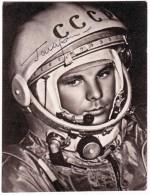 Gagarin Autographs