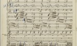 Mahler's second symphony manuscript sells for record £4.5m