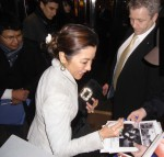 Autograph Collecting Report - Berlinale film festival 2012