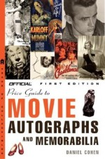 Official Price Guide To Movie Autographs and Memorabilia