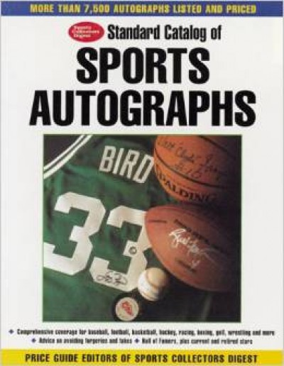 Standard Catalog of Sports Autographs